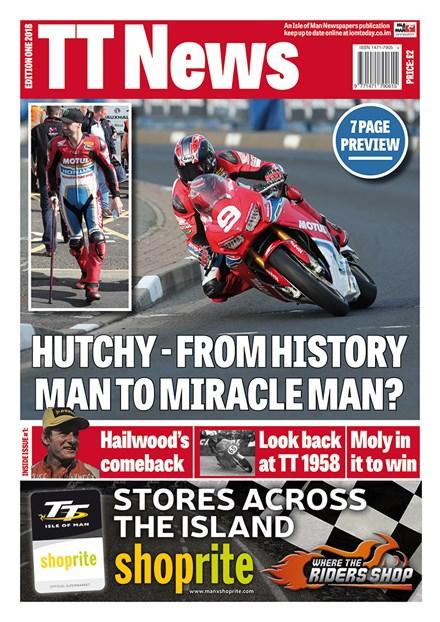 TT 2018 Newspaper Edition 1 : Isle of Man TT Shop