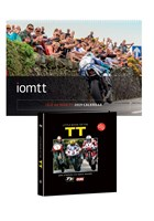 Little Book of the TT & iomtt 2019 Wall Calendar