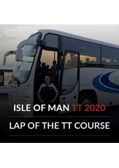 TT 2020 Lap of the TT Course