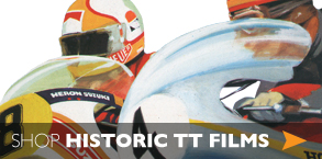 Isle of Man TT History DVDs