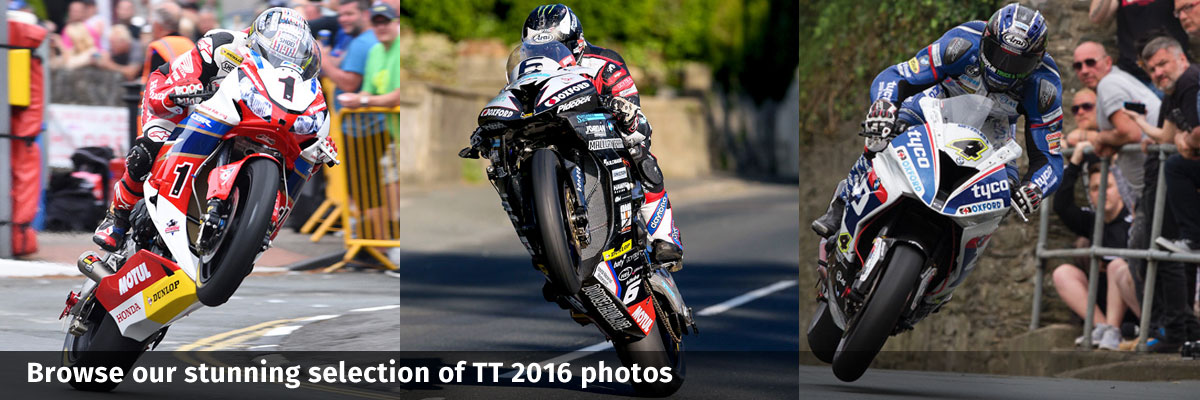 Stunning new range of TT 2016 Prints