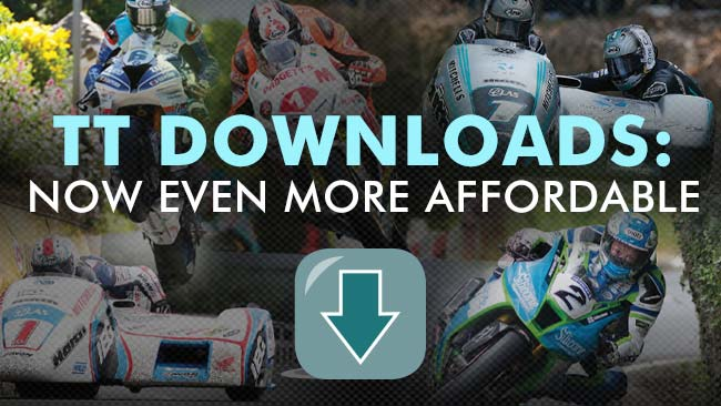 TT downloads - great value, portable and high quality. Watch wherever you want